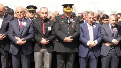 Şehit Uzman Jandarma Tokur son yolculuğuna uğurlandı (2) - SAMSUN