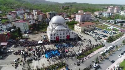 Şehit Uzman Jandarma Tokur son yolculuğuna uğurlandı (1) - SAMSUN