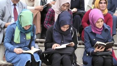 Kitap okuma etkinliği - SİİRT/ELAZIĞ
