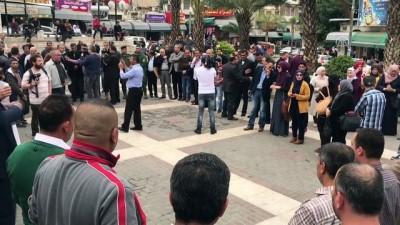 İsrail'in Filistinlilerin naaşlarını alıkoyması protesto edildi - TULKERM
