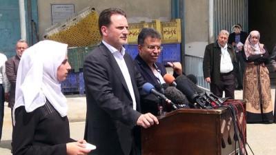 UNRWA'dan Gazze'deki 'insani krizle' ilgili açıklama (2) - GAZZE