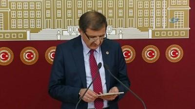 AK Parti Kocaeli milletvekili İlyas Şeker, 'Su sorununun çözümüne öncelikle insanların suya bakış açılarını sorgulamakla başlanmalıdır'
