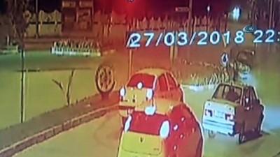 Kırmızı ışık ihlali nedeniyle ölen küçük Furkan toprağa verildi... Kaza anı kamerada