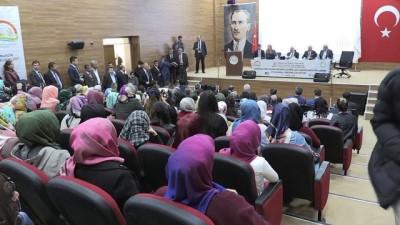 Gıda, Tarım ve Hayvancılık Bakanı Fakıbaba - Elektrik kesintileri - MARDİN