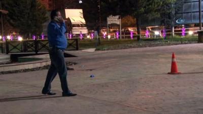 Parktaki vatandaşların üzerine ateş açtılar: 2 yaralı