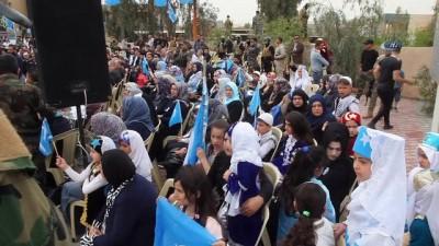 - Kerkük'te 27 yıl önce katledilen Türkmenler anıldı