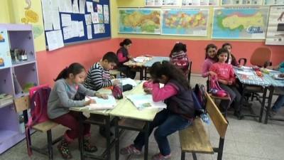 4 ayrı depremin meydana geldiği Gölyaka'da eğitim öğretim devam ediyor