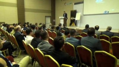 Gaziantep'te sanayici ve iş adamlarına piyasalar ve ekonomi anlatıldı