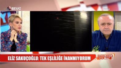 Eliz Sakuçoğlu'ndan olay açıklama