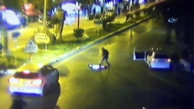 Minik Özgü'yü ölüme götüren o kazanın güvenlik kamera görüntüleri ortaya çıktı