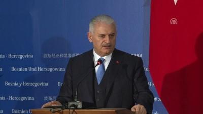 Başbakan Yıldırım, Türkiye'nin 7,4'lük büyüme oranını değerlendirdi - SARAYBOSNA
