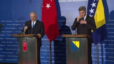 Başbakan Yıldırım: 'Daha fazla yatırım için, yatırım ortamının daha da iyileşmesine ihtiyaç var' - SARAYBOSNA