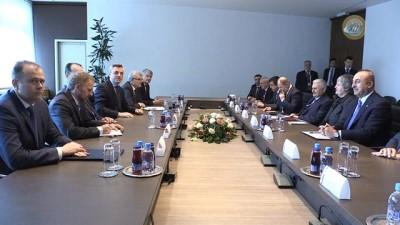 - Başbakan Yıldırım, Meclis Üyeleriyle Görüştü