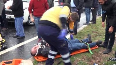 Uşak'ta trafik kazası: 3 ölü, 3 yaralı