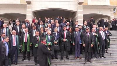 Otopark eylemi yapan avukatların yargılanmasına başlandı - TBB Başkanı Feyzioğlu - UŞAK