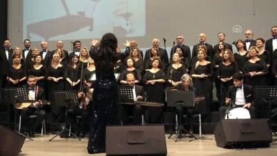 Nevasel Türk Müziği Topluluğu 'Zeki Müren Şarkıları' konseri verdi - İSTANBUL