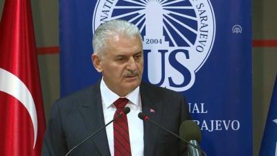 Başbakan Yıldırım: 'Bosna Hersek üzülürse, Türkiye üzülür' - SARAYBOSNA