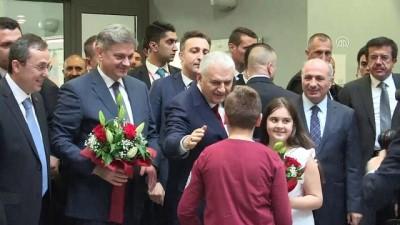 Başbakan Yıldırım, Uluslararası Saraybosna Üniversitesinde - Detaylar (2) - SARAYBOSNA