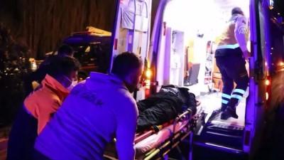 Kaçak göçmenleri taşıyan minibüs kaza yaptı: 15 ölü, 30 yaralı (2) - IĞDIR