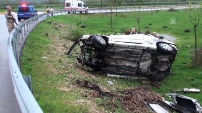 Trafik kazası: 2 ölü - TOKAT