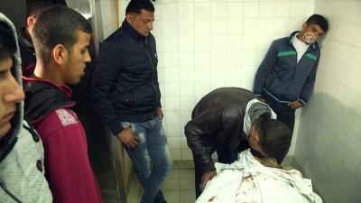 İsrail'in saldırısında tarlada çalışan bir Filistinli hayatını kaybetti - GAZZE