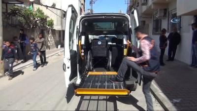 İHA'nın duyurduğu Anne'ye Mersin Büyükşehir Belediyesinden yardım eli