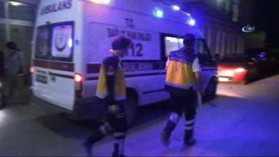 Kalbinden bıçaklanan şahıs, kaldırıldığı hastanede hayatını kaybetti