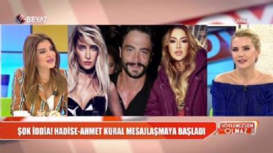 Hadise ve Ahmet Kural ile ilgili bomba iddia