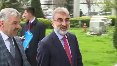 AK Parti Genişletilmiş İl Başkanları Toplantısı - Girişler - ANKARA