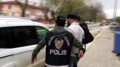 Çeşitli suçlardan 18 kişi tutuklandı - SAKARYA