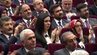 Cumhurbaşkanı Erdoğan: 'Siz kim oluyorsunuz ki bir terör örgütüyle Türkiye arasında arabuluculuk ifadesini ağzınıza alabiliyorsunuz'- ANKARA