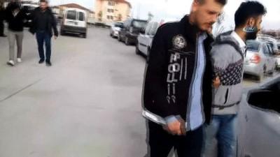 Konya merkezli üç ilde uyuşturucu operasyonu: 18 gözaltı