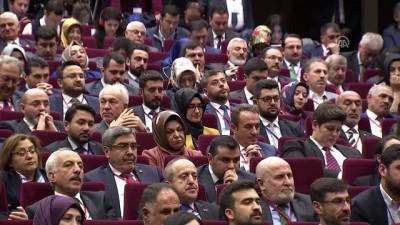 Cumhurbaşkanı Erdoğan: '(Kılıçdaroğlu) Grup konuşması, bu artık yenilir yutulur bir konuşma değil' - ANKARA