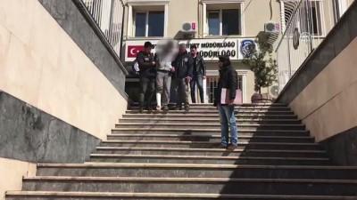 Taksim'deki cinsel istismar şüphelisi yakalandı - İSTANBUL