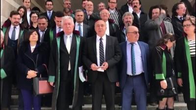Adliyede otopark eylemi yapan avukatlar beraat etti - UŞAK