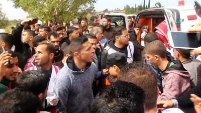 - İsrail Askerlerinden 'Toprak Günü' Yürüyüşüne Müdahale: 7 Ölü, 500 Yaralı