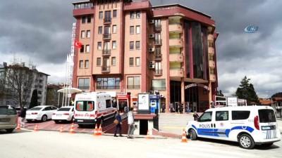 Kastamonu'da fabrikanın duvarı yıkıldı: 1 ölü, 1 yaralı