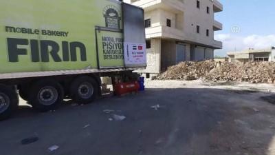 Sadakataşı Derneği'nden Afrin'e ekmek - AFRİN