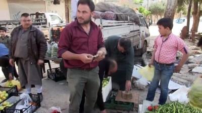 - Afrin'de Çarşı Pazar Canlandı