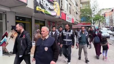 Kadınlardan polise sıcak ekmek ikramı - DİYARBAKIR
