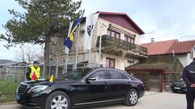 Başbakan Yıldırım'ın Umut tüneli ziyareti - SARAYBOSNA