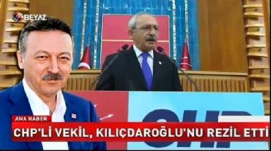 CHP'li vekil, Kılıçdaroğlu'nu rezil etti!