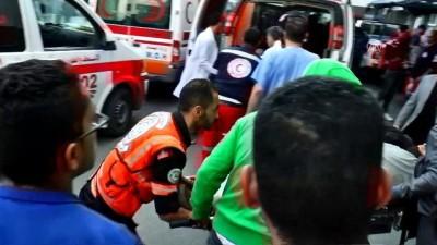 Gazze'de şehit sayısı 12'ye yükseldi (2) - GAZZE