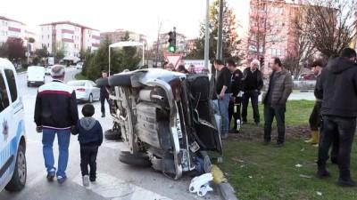 Safranbolu'da trafik kazası: 6 yaralı - KARABÜK
