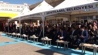 Şehitkamil Belediyesi'nden eğitim alanında dev yatırım