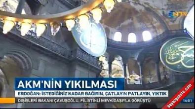 Erdoğan Yeditepe Bienalinin Açılış Törenine Katıldı