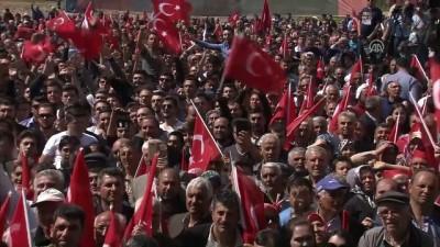 Başbakan Yıldırım: 'Yeni açacağımız hastane 32 bin metre kare alana sahip' - İZMİR
