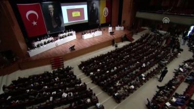Mustafa Cengiz:'Burada önemli, tarihi bir mali genel kuruldayız' - İSTANBUL