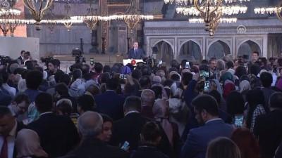Erdoğan:'Şimdi Atatürk Kültür Merkezi'ni Türkiye'nin bir numaralı opera binası olarak yapıyoruz' - İSTANBUL