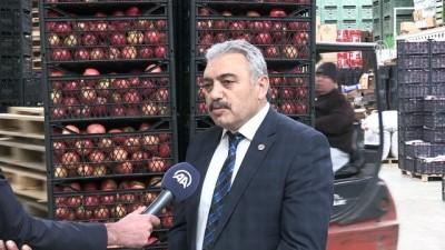Karaman'da elma üretimi ihracat odaklı büyüyor - KARAMAN